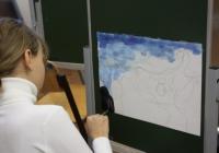 Урок рисования 2